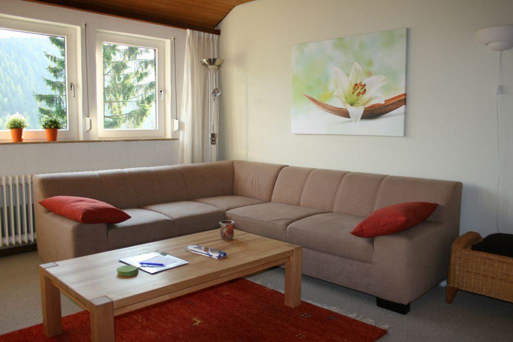 Wohnzimmer Haus Innerste